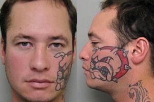 Image: Armed gang member still on the run