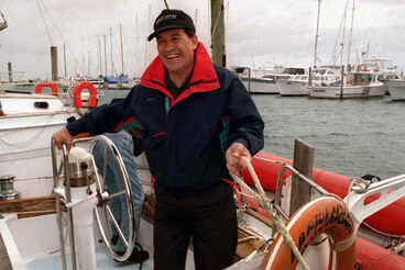Image: Winston Peters - Key is 'running scared'