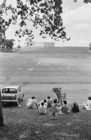 Image: New Zealand cricket history