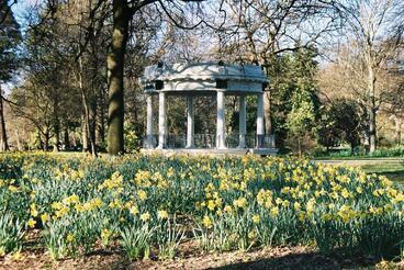 Image: Bandsmens Memorial - Botanic Gardens