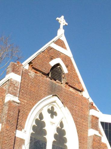 Image: Knox Church September 4 2010
