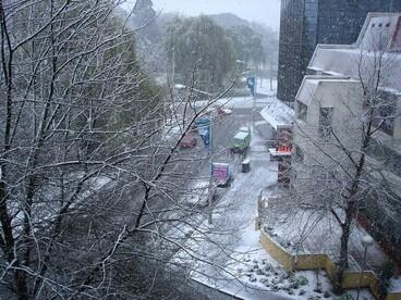 Image: Snow, Oxford Terrace, 2005