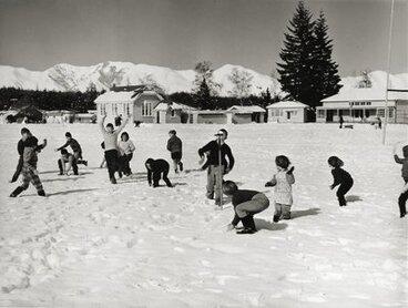 Image: Hanmer Springs School
