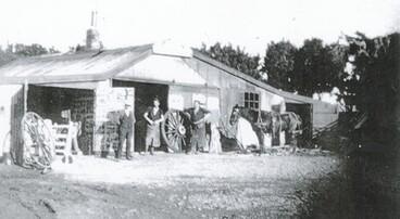 Image: Waipara County Historical Society