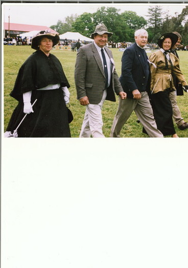 Image: Amberley A&P Show 100th show past presidents