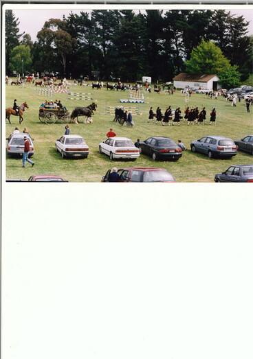 Image: Amberley A&P Show Grand Parade 1