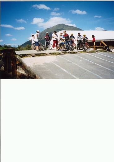 Image: BMX Day School Holiday Programme