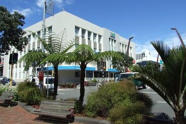 Image: New Plymouth Post Office