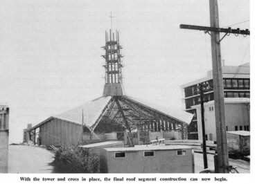 Image: St Joseph's Construction