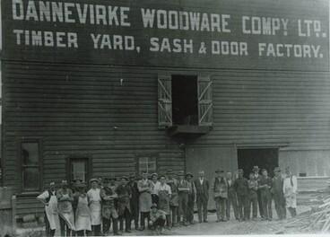 Image: TIM 15 Dannevirke Woodware Co Ltd