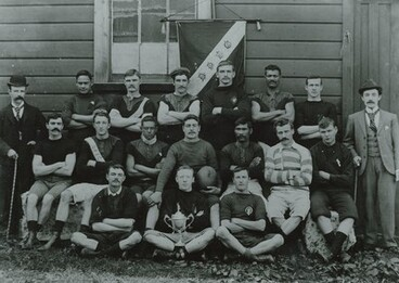 Image: SSG 7 Dannevirke Pirate Football Club 1898