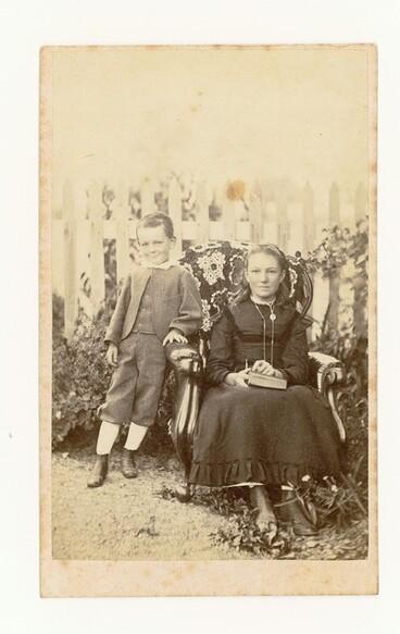 Image: Unknown children