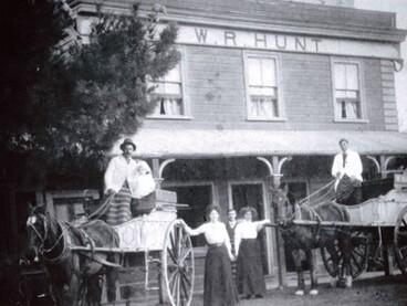 Image: W. R. Hunt Butcher's Shop