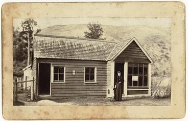 Image: Thomas shop and residence, Belgrove