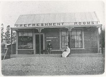 Image: Wakefield Refreshment Rooms