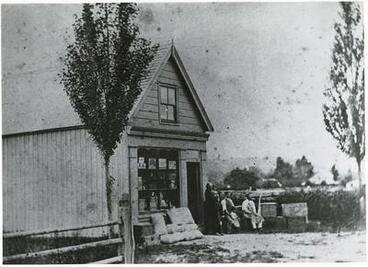 Image: Hodgson's Store