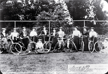 Image: The Atalanta Ladies' Cycling Club