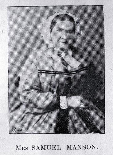 Image: Mrs Jean Manson (née Smith) (1820-1898)