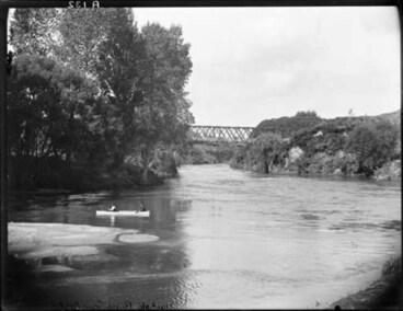 Image: Waikato River, Cambridge.