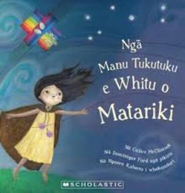 Image: Nga manu tukutuku e whitu o Matariki