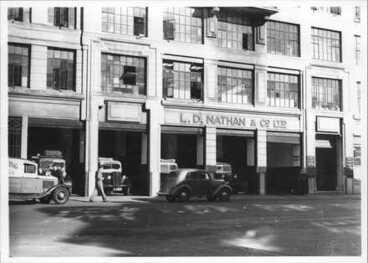 Image: Fort Street. L.D. Nathan. Ltd.