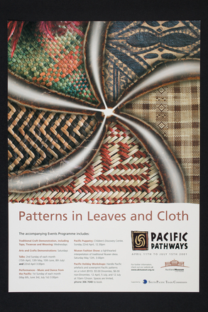 Image: Patterns in Leaves and Cloth