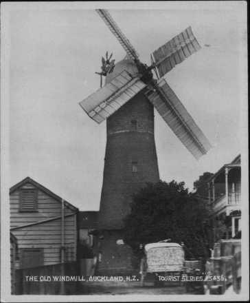 Image: Windmill.