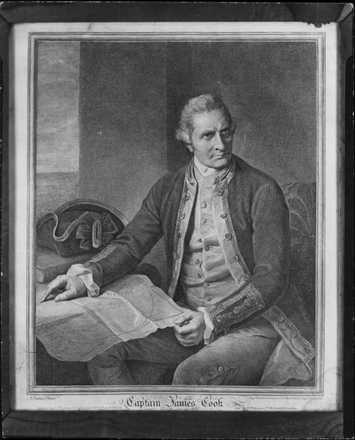 Image: Captain James Cook