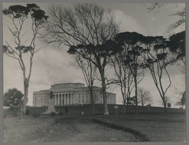 Image: [Auckland War Memorial Museum - Pukekawa/Auckland Domain]