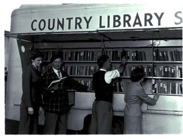 Image: Country Library Service.