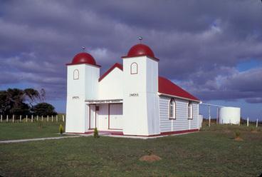 Image: Ratana Church, Te Kao.