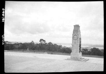 Image: [Auckland Cenotaph - Pukekawa/Auckland Domain]