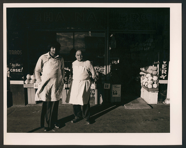 Image: [Bhana Bros., Ponsonby Road]