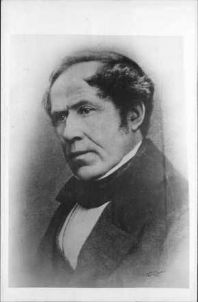 Image: Dr. Andrew Sinclair MD R.N., Colonial Secretary of New Zealand 1843-56