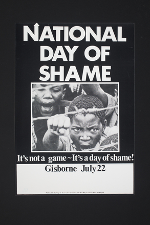 Image: National Day of Shame