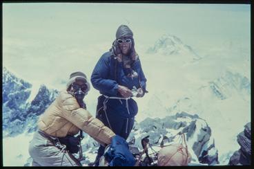 Image: Edmund Hillary and Tenzing Norgay, Nepal - Mt Everest