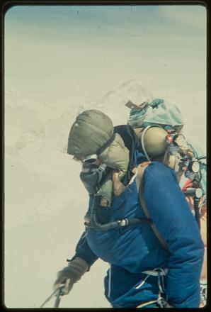 Image: [Sir Edmund Hillary[?] Nepal - Mt Everest]