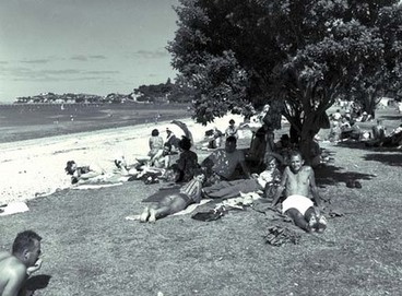 Image: Holiday time Auckland resorts.