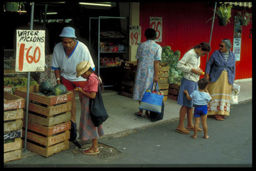 Image: [Watermelons] Ponsonby Rd, Auck.