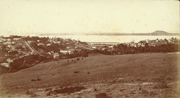 Image: Auckland, from Domain