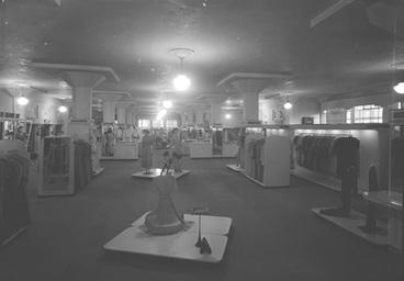 Image: [Department store interior]