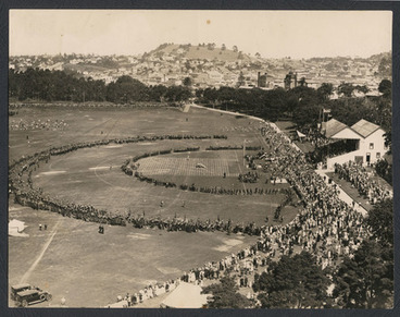 Image: Baden-Powell scout rally