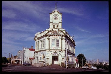 Image: Ponsonby Post Office (1912), Auckland, by John Campbell.