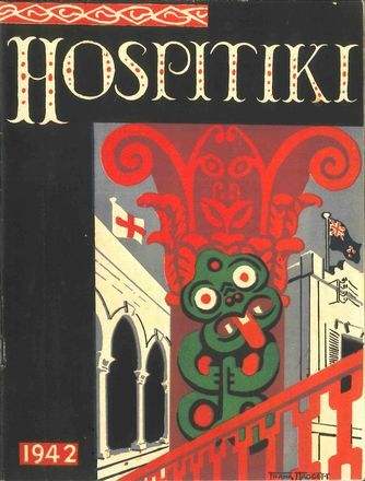 Image: Hospitiki : the unit magazine of 3 N.Z. General hospital, 2 N.Z.E.F.