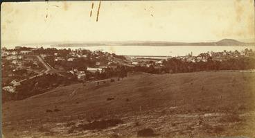 Image: Domain looking North over Mechanics Bay