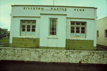 Image: Riverton Racing Club.