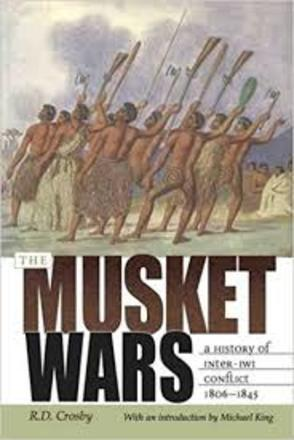 Image: The musket wars : a history of inter-iwi conflict, 1806-1845