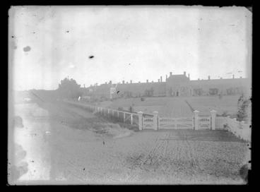 Image: [Exterior view of Avondale Lunatic Asylum]