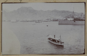 Image: Aden town Fortified.