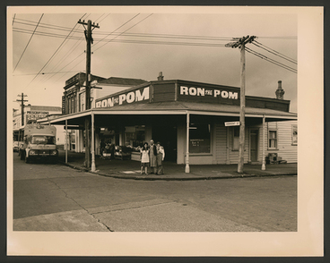 Image: [Ron the Pom, Ponsonby Road]